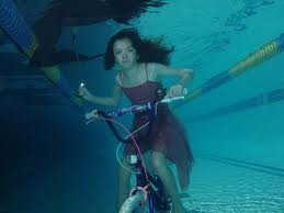 underwater bicycle