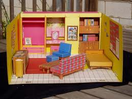 Barbie's first dream house