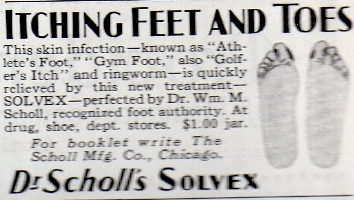 Dr. Scholl's Solvex