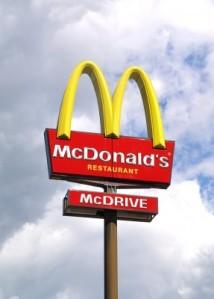 McDonald's Mcdrive