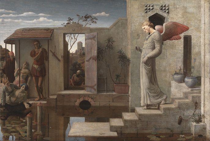 Robert Bateman (1836 - 1889) (Artist,
