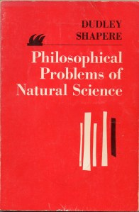 Philosophical Problems of Natural Science