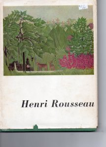 Henri Rousseau Art book 1946