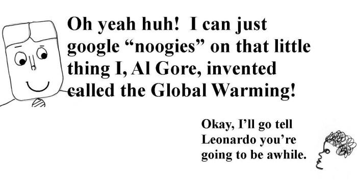 Al Gore Friday Comics LInda Vernon Humor