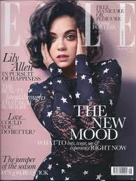 The New Mood, Cover of Elle Magazine satire, Linda Vernon Humor
