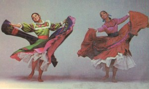 Mexican FolK Dancers