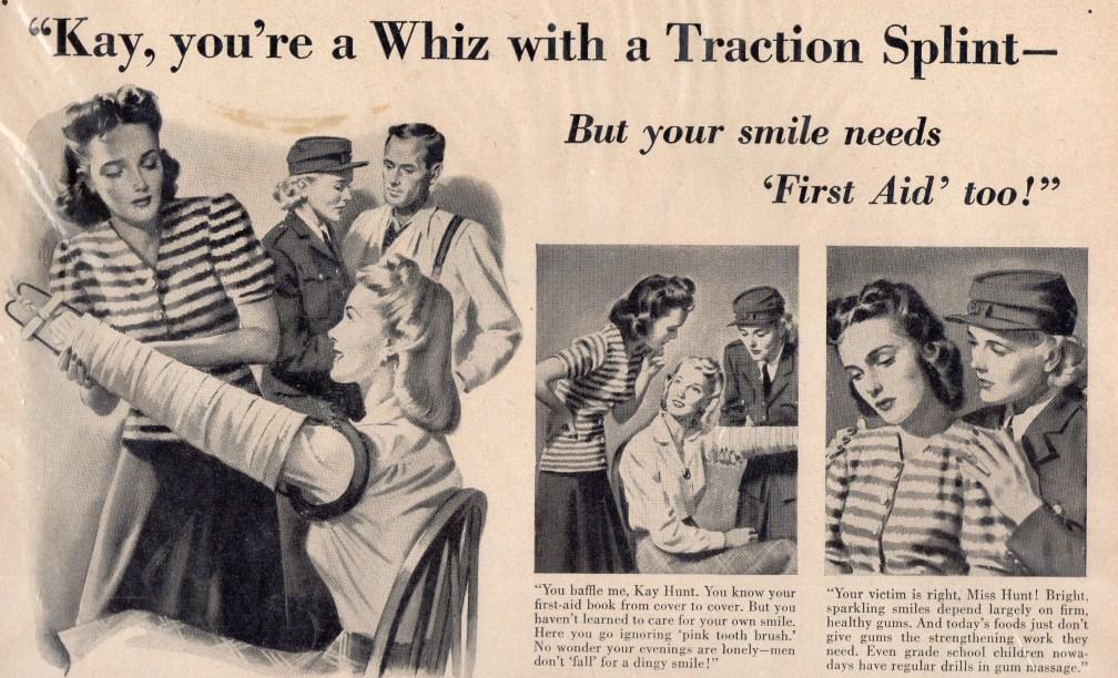 Traction Splint 1943