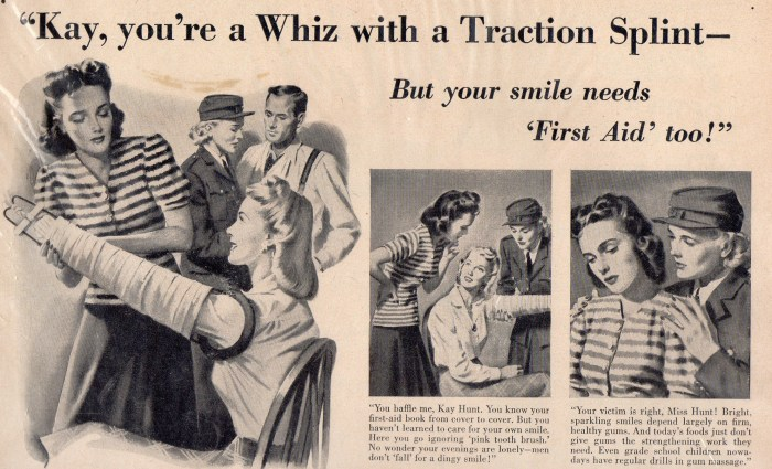Traction Splint 1943