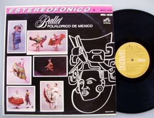 Ballet Folk Lore of Mexico