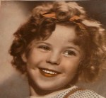 A pictrure of Shirley Temple Linda Vernon Humor