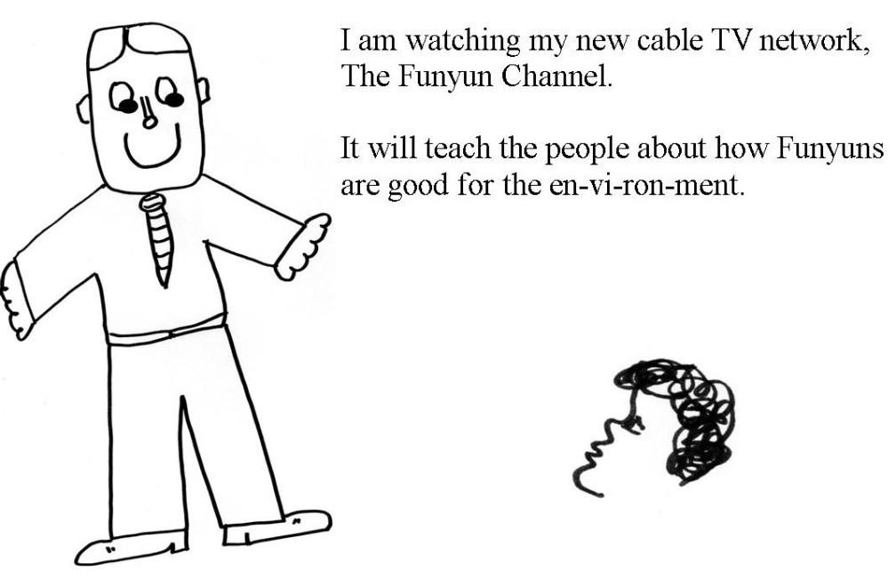 Al Gore Comic Linda Vernon humor
