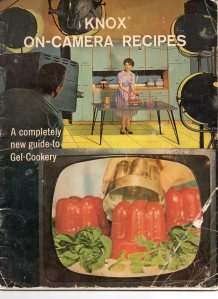 Knox Cookbook from 1969 Linda Vernon Humor