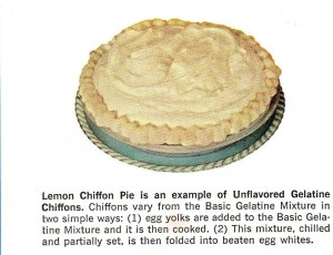 Knox Gelatin On Camera Recipes Linda Vernon Humor