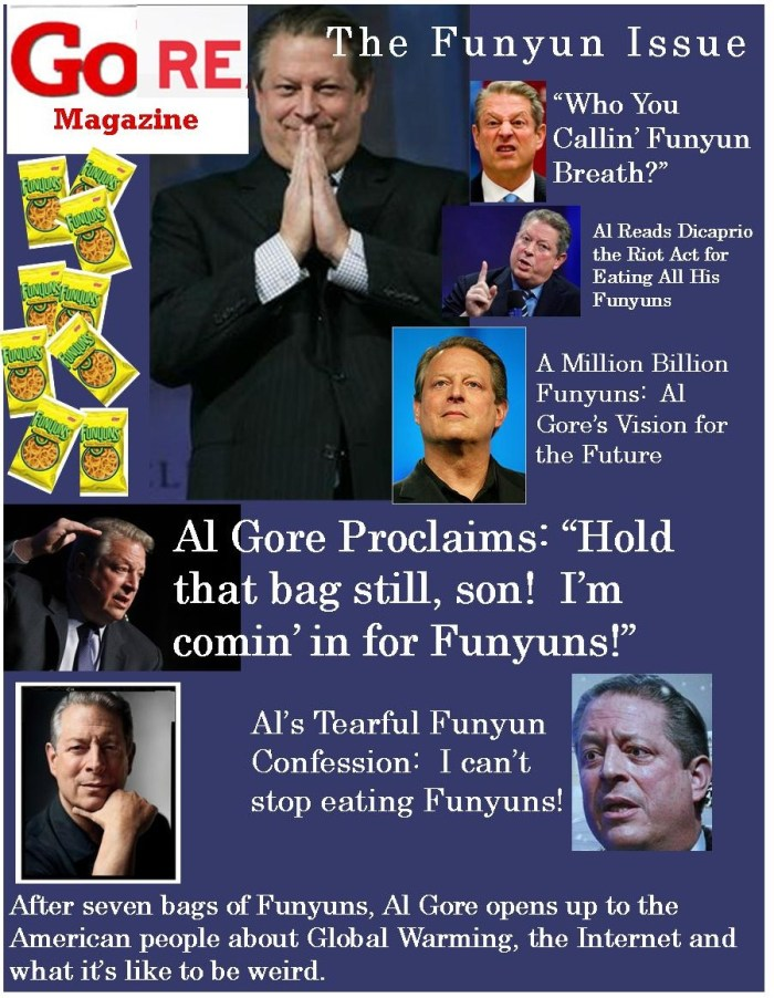 Al Gore Magazine