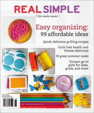 Real Simple Magazine Linda Vernon Humor