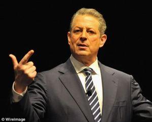 Al Gore Humor Linda Vernon humor