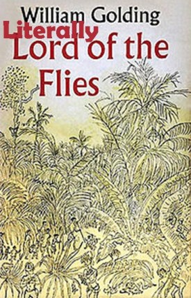 Literal Lord of the Flies
