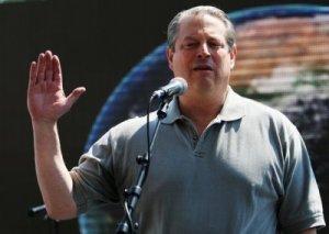 Al Gore's epitaph