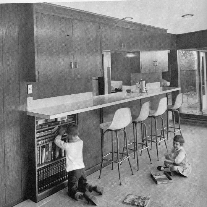 Strange seventies remodeling ideas