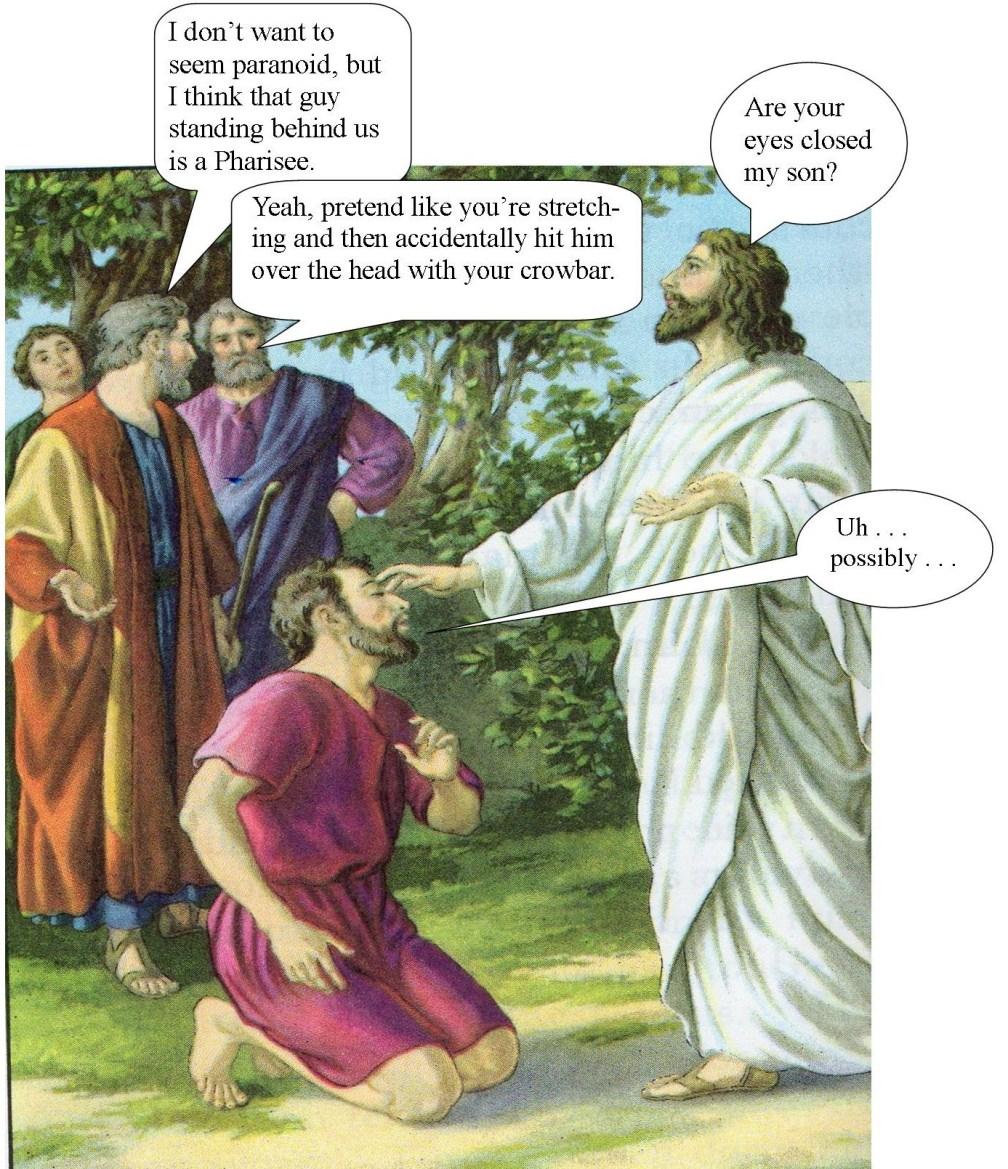 Humorous bible Story