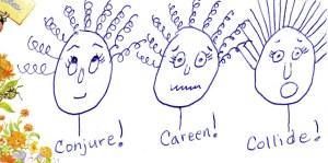 Illustration by my brain, Peanuts