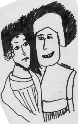 Medieval People Linda Vernon Humor