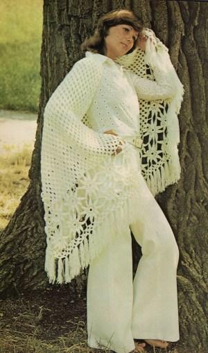 Linda Vernon Humor 70's attire