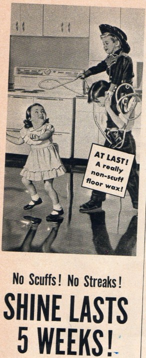 1953 magazine humorous commentary Linda Vernon Humor