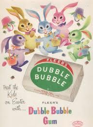 Vintage Dubble Bubble Gum