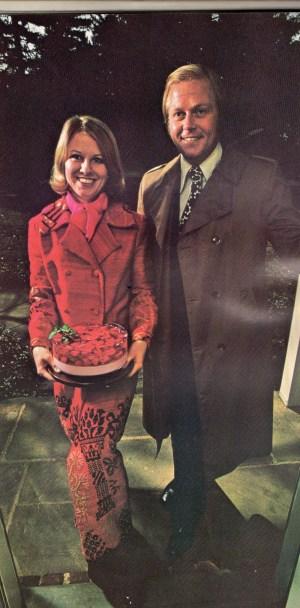 Slighly Creepy Seventies Jello, Linda Vernon Humor