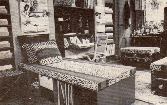 1970's Bedroom