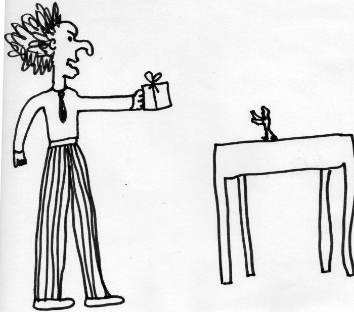 Linda Vernon Humor Christmas Story