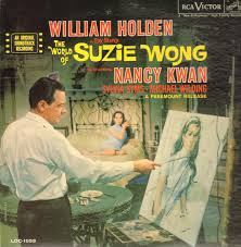 William Holden the World of Suzie Wong
