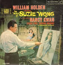 William Holden the World of Suzie Wong