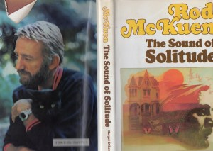The Sound of Solitude by Rod McKuen