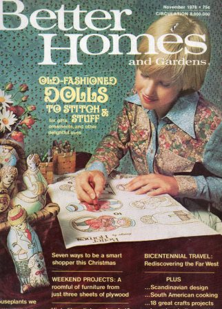 Bettter Homes and Gardens 1976