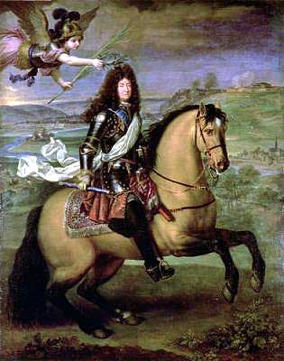 louis-xiv The Battle of Blenheim