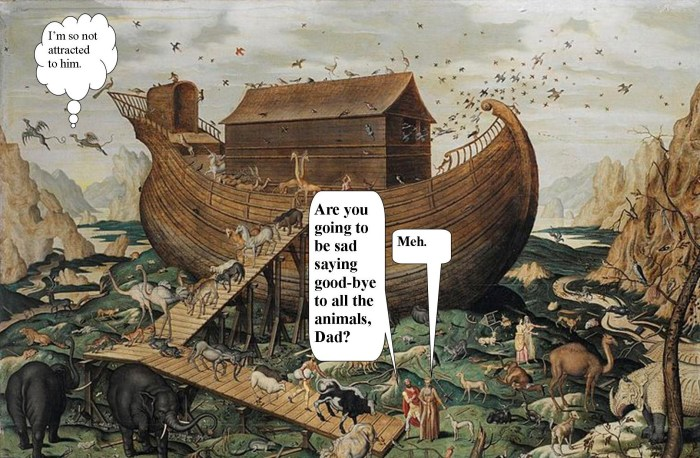 Noah's animals