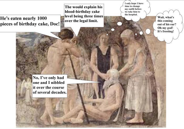 Methusela's timely demise