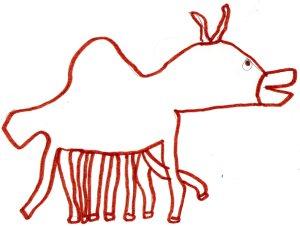 The dreaded nine-legged, humpbacked Poiplian Platacorn