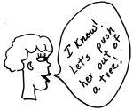 Linda Vernon humor art
