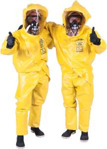 Pentagon Live Anthrax Workers, Larry and Lenny