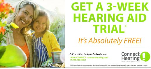 Shouty Hearing Aid Junk Mail